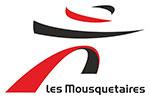les mousquetaires logo